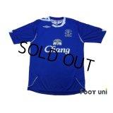 Everton 2006-2007 Home Shirt