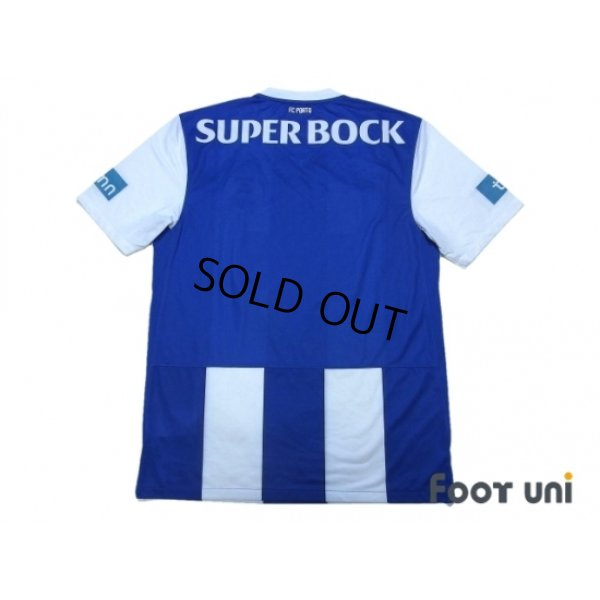 Photo2: FC Porto 2011-2012 Home Shirt