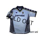 Parma 2000-2001 3rd Shirt #17 F.Cannavaro Lega Calcio Patch/Badge
