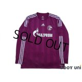 Schalke04 2011-2013 3rd Authentic L/S Shirt w/tags