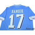Photo4: Napoli 2012-2013 Home Shirt #17 Hamsik Coppa Italia Patch/Badge