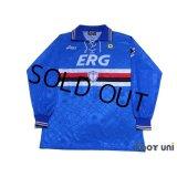 Sampdoria 1994-1995 Home Long Sleeve Shirt #10