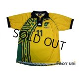 Jamaica 1998 Home Shirt #11