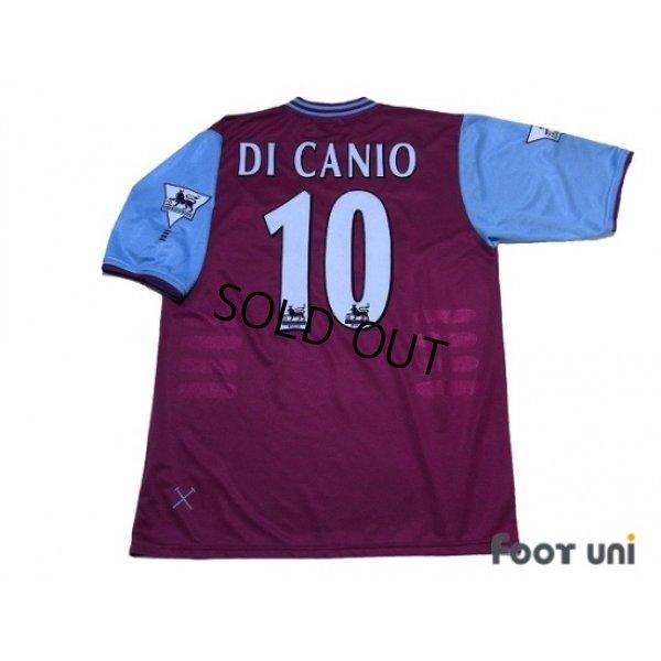 Photo2: West Ham Utd 2001-2003 Home Shirt #10 Di Canio