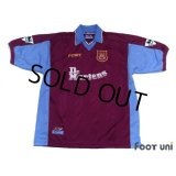 West Ham Utd 1997-1999 Home Shirt #18 Lampard