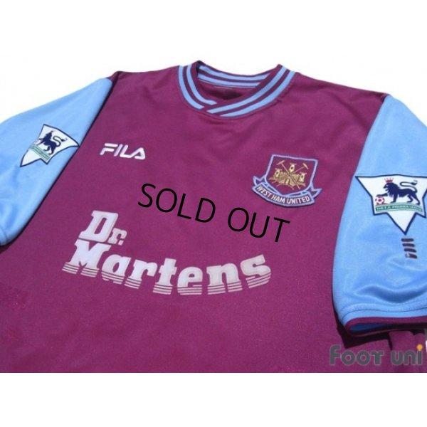 Photo3: West Ham Utd 2001-2003 Home Shirt #10 Di Canio