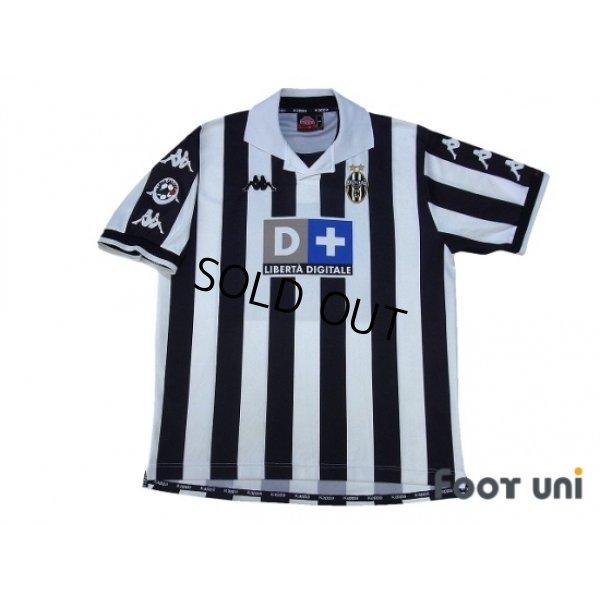 half off d1191 ef28b Juventus 1999-2000 Home Shirt #21 Zidane - Online Store From ...