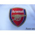 Photo5: Arsenal 2007-2008 Away Authentic Shirt (5)