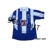 FC Porto 2003-2004 Home Shirt #10 Deco w/tags