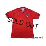 England 1984 Away Shirt
