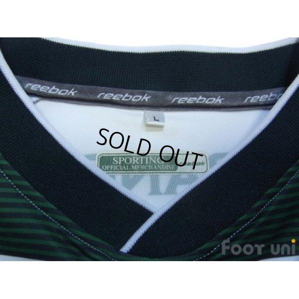 Photo4: Sporting CP 2002-2003 Home Shirt