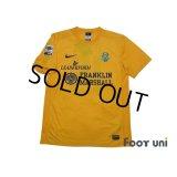 Hellas Verona FC 2013-2014 Away Shirt #15 Iturbe Serie A Tim Patch/Badge w/tags