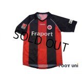 Eintracht Frankfurt 2006-2007 Home Shirt #19 Takahara w/tags Bundesliga Patch/Badge