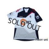 Bolton Wanderers 2011-2012 Home Shirt #30 Ryo Miyaichi BARCLAYS PREMIER LEAGUE Patch/Badge w/tags