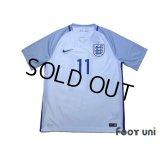 England Euro 2016 Home Shirt #11 Vardy w/tags