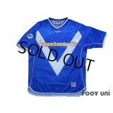 Brescia 2002-2003 Home Shirt #10 Baggio Lega Calcio Patch/Badge