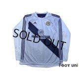 Dynamo Kyiv 2003-2004 Home Authentic Long Sleeve Shirt w/tags