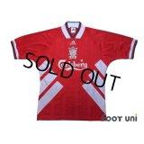 Liverpool 1993-1995 Home Shirt #9 Ian Rush