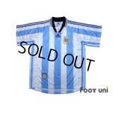 Argentina 1998 Home Shirt w/tags