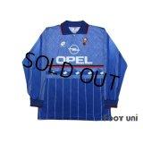 AC Milan 1995-1996 4th Long Sleeve Shirt #10 Savicevic