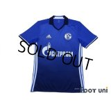 Schalke04 2016-2017 Home Shirt #22 Uchida w/tags
