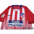 Photo3: Atletico Madrid 2018-2019 Home Shirt La Liga Patch/Badge w/tags