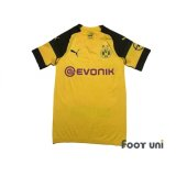 Borussia Dortmund 2018-2019 Home Authentic Shirt w/tags