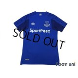 Everton 2017-2018 Home Shirt w/tags