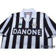 Photo2: Juventus 1992-1994 Home Shirt #10 (2)