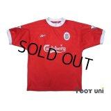 Liverpool 1998-2000 Home Shirt #10 Owen The F.A. Premier League Patch/Badge