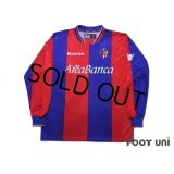 Bologna 2002-2003 Home Long Sleeve Shirt #10 Signori
