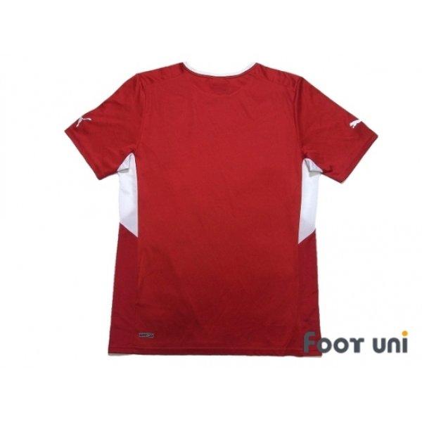 Photo2: Czech Republic Euro 2012 Home Shirt