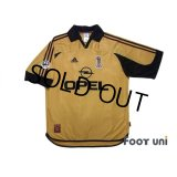 AC Milan 1999-2000 4th Shirt #3 Maldini Lega Calcio Patch/Badge