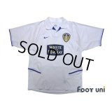 Leeds United AFC 2003-2004 Home Shirt