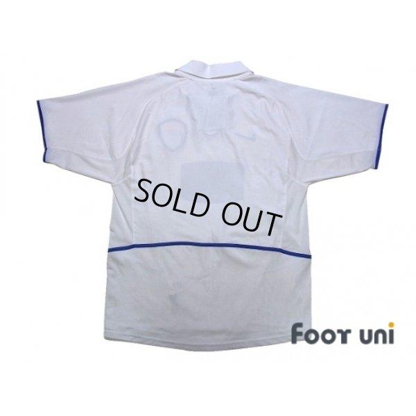 Photo2: Leeds United AFC 2003-2004 Home Shirt
