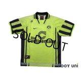 Borussia Dortmund 1996-1997 Home Shirt #10 Moller