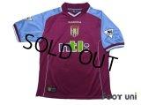 Aston Villa 2000-2001 Home Shirt #14 Ginola