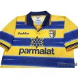 Photo3: Parma 1998-1999 Home Shirt