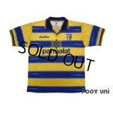 Parma 1998-1999 Home Shirt