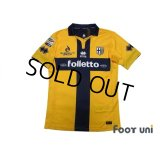 Parma 2014-2015 3rd Shirt #99 Cassano Serie A Tim Patch/Badge
