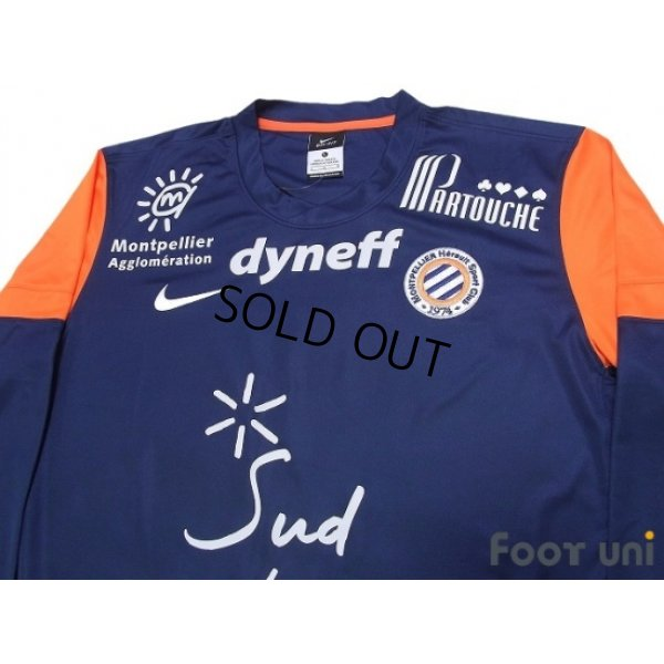 Photo3: Montpellier 2012-2013 Home Long Sleeve Shirt w/tags