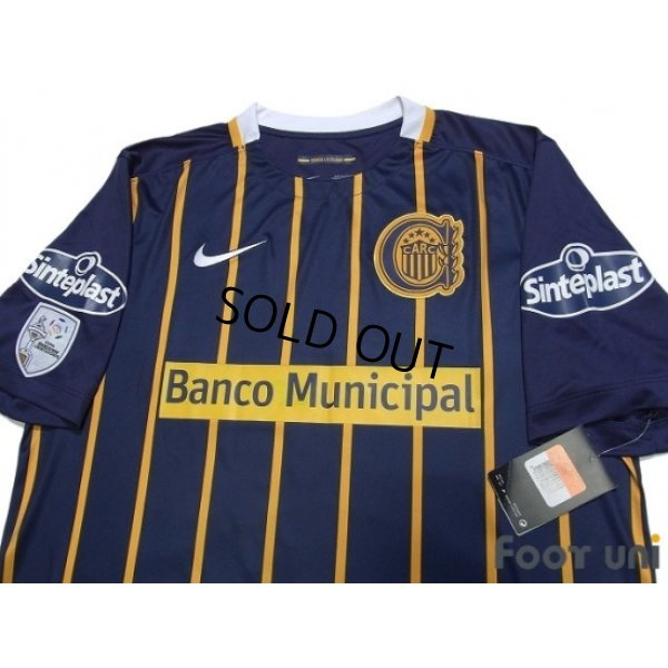 Photo3: Rosario Central 2016 Home Shirt #9 Ruben w/tags