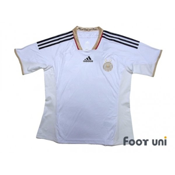 Photo1: Germany Women 2011 Home Shirt w/tags