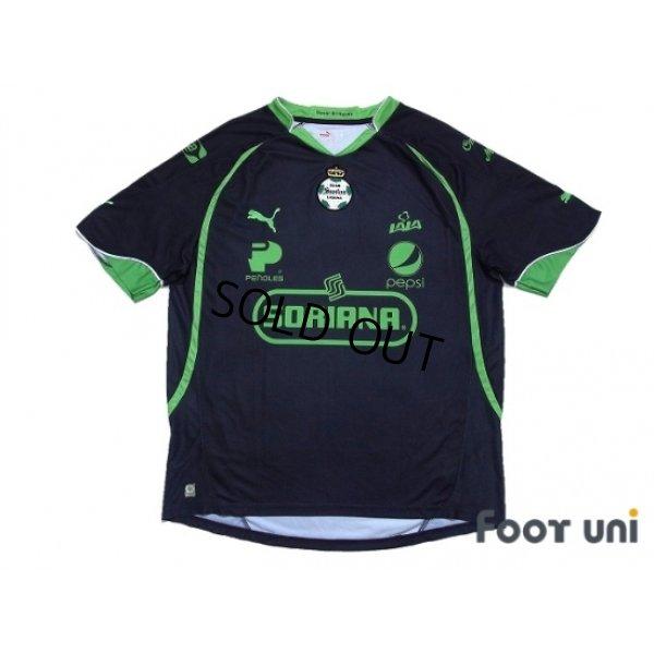 Photo1: Santos Laguna 2011-2012 Away Shirt w/tags