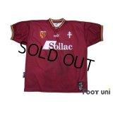 FC Metz 1997-1998 Home Shirt