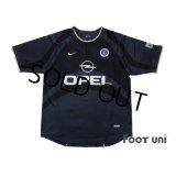 Paris Saint Germain 2001-2002 Away Shirt