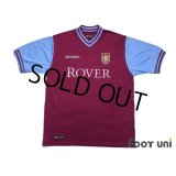 Aston Villa 2002-2003 Home Shirt w/tags