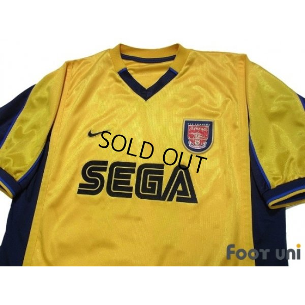 Photo3: Arsenal 1999-2001 Away Shirt #14 Henry