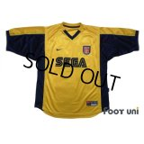 Arsenal 1999-2001 Away Shirt #14 Henry