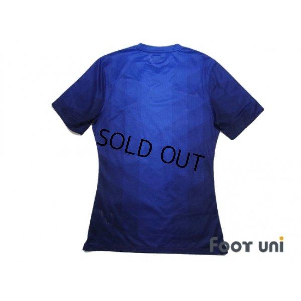Photo2: Netherlands 2014 Away Authentic Shirt